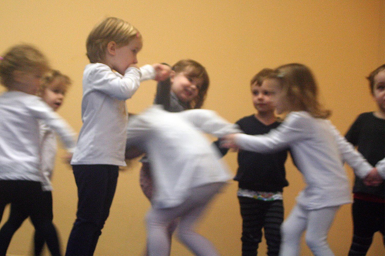 Einblicke in den Tanzunterricht
