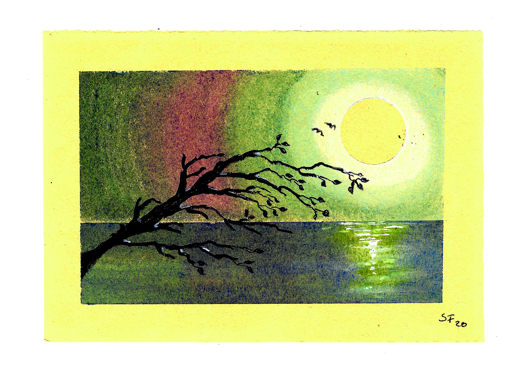 Oil Pastel Nr.18 04-20