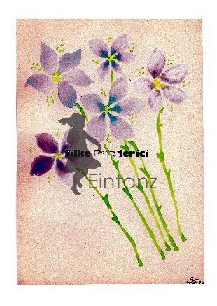 Wasserzeichen_Aquarell blaue Blütenstiele II 04-20