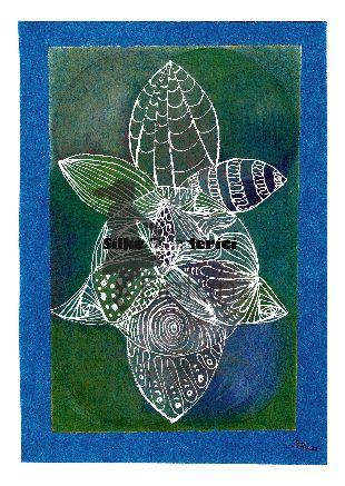 Wasserzeichen_Oil Pastel mit Fineliner weiß Nr.1 04-20